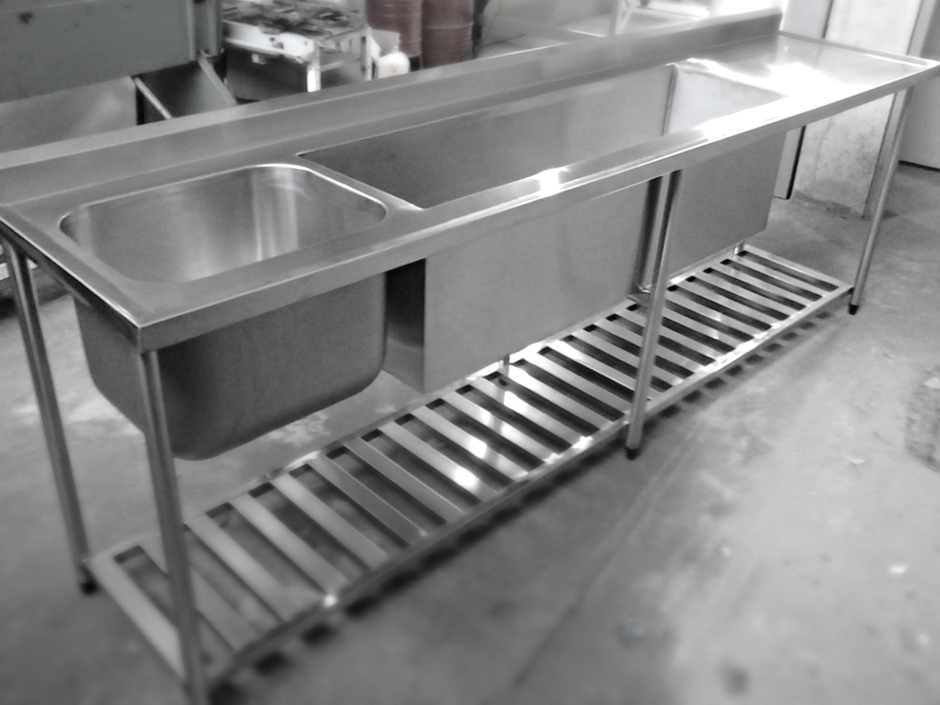 Cozinha Industrial Equipamentos Em Inox Resteel